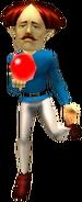 Jumeau Bleu MM3D