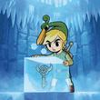 Link et Clé du Boss gelée TMC
