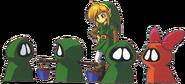 Link y Subrosios OoS