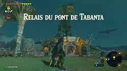 Relais du Pont de Tabanta BOTW