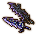 Hyrule Warriors Great Swords Swords of Darkness (Level 2 Great Swords)
