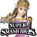 Icono comunidad ¡Apoya a Zelda! SSB4