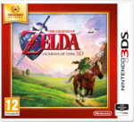 Nintendo Selects Europe OOT3D