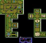 Carte Donjon Cave aux Clés LA