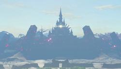Castillo de Hyrule Ganon Calamidad