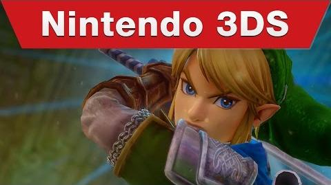 Hyrule Warriors Legends - Bande-annonce de lancement