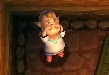 Vendedor en el rincón de su cueva ALBW