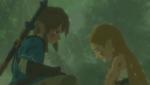 Zelda Affligée BOTW
