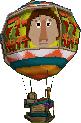 Ballon Boutique Terry ST