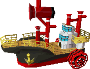 Barco Crucero PH