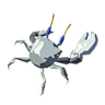 Breath of the WIld Seafood (Crab) Bright-Eyed Crab (Icon)