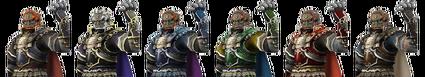 Distintos Ganondorf SSBB