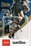 Jaquette amiibo Link Rider NA BOTW