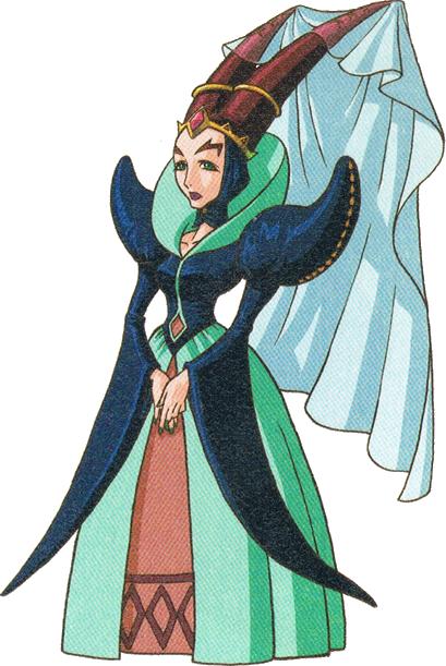 Queen Ambi | Zeldapedia | FANDOM powered by Wikia