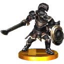 Darknut Trophée SSB4 3DS