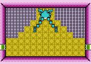Gleeok en la Cripta del Explorador