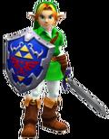 Link adulto OoT3D