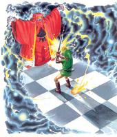 Link vs. Agahnim