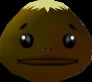 Máscara Goron