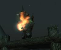 TP-Bulblin vigía luego de descubrir a Link