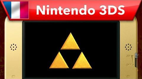 The Legend of Zelda A Link Between Worlds - Bande-annonce (Nintendo 3DS)