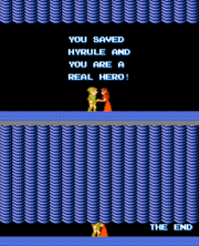 Ending (The Adventure of Link)