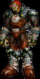 Ganondorf Artwork 3d