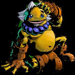 Link goron