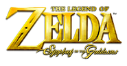 Logo The Legend of Zelda Symphony of the Goddesses