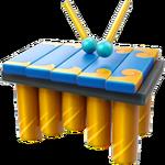 LANS Xylophone Marin Render