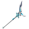 Breath of the Wild Zora Polearms Silverscale Spear (Icon)