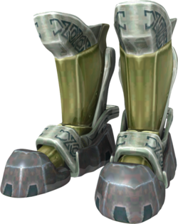 Eisenstiefel (Twilight Princess)
