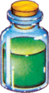 Green Potion (A Link to the Past)