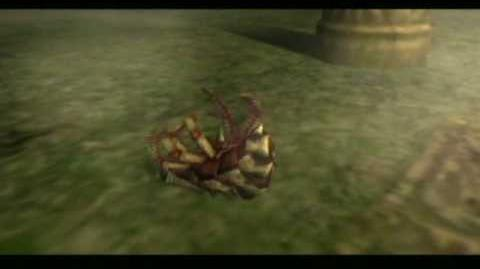Zelda Twilight Princess Miniboss 1 Ook (no damage)-0