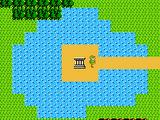 Lugares de Zelda II: The Adventure of Link