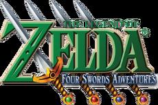Four Swords Adventures (logo)