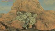 Weak Wall (Breath of the Wild)