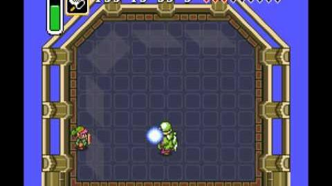 Bonus Video Dead Man's Volley (A Link to the Past)