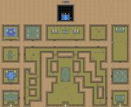 Carte Palais du Désert ALTTP 2