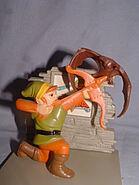 Figura acción Link Keese