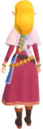 Parachâle Zelda SS