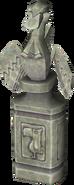 Statue d'Oiseau SS 4