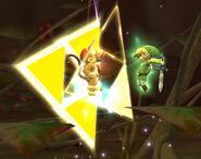 Toon Link Smash Final