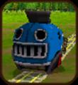 Tren Oscuro ST