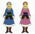 Zelda 2 SS HH