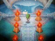 Île esprits temple