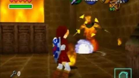 Flare Dancer (Ocarina of Time)