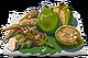 Légumes salés