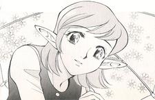 Anju MM Manga