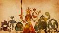Diosa Hylia prólogo con las demás razas SS